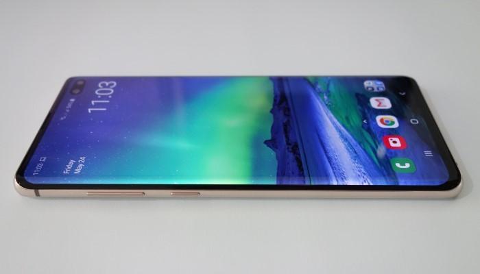 Samsung Galaxy S10 Plus - Sisi