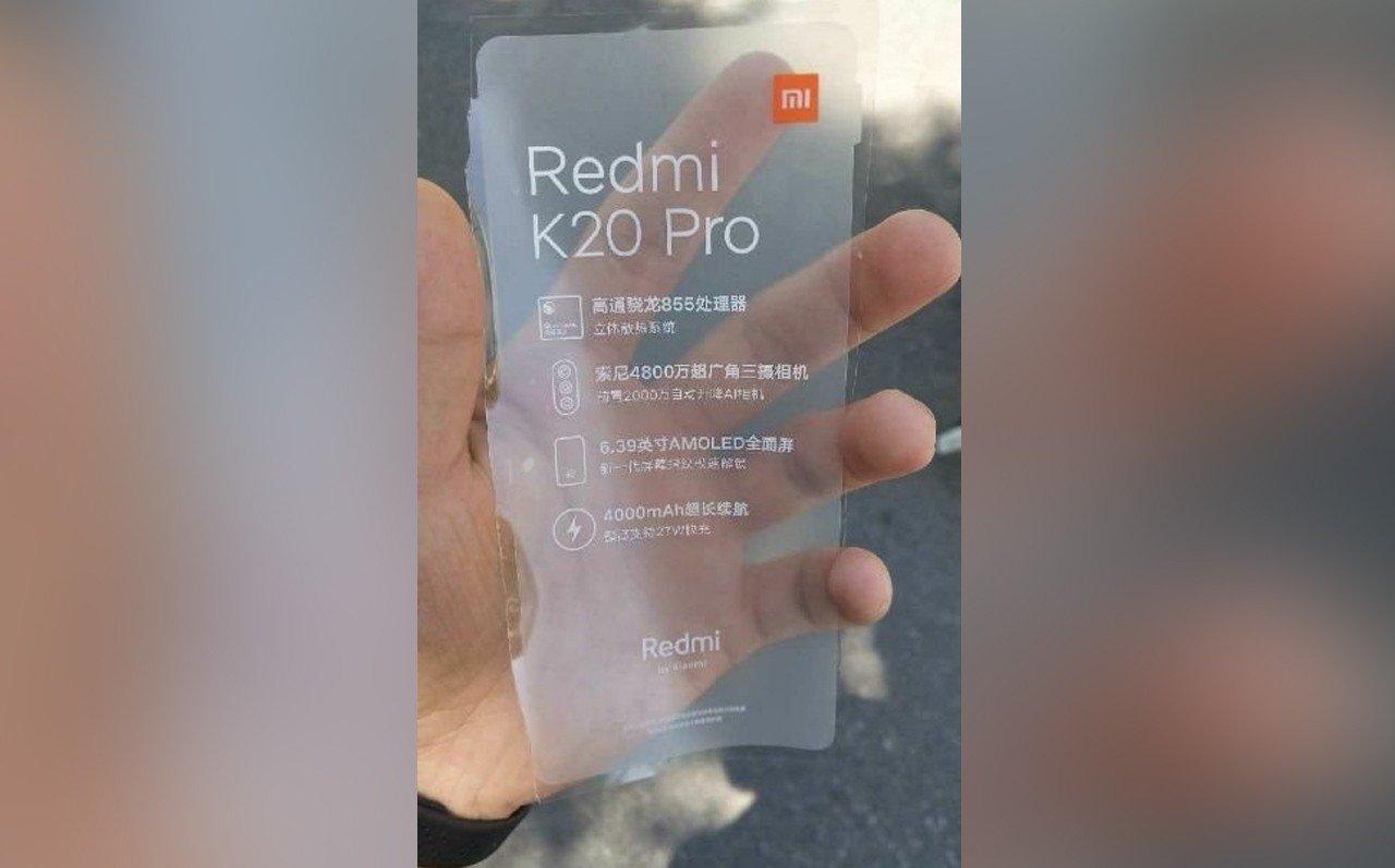 Redmi K20 Pro Akan Jadi Hp Flagship Redmi Pertama Dengan Snapdragon