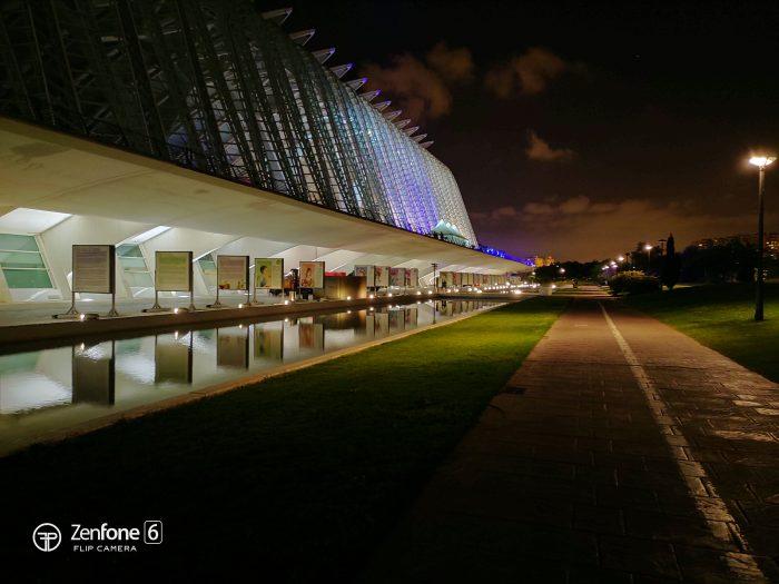 Zenfone 6 Kamera Outdoor Malam - 02