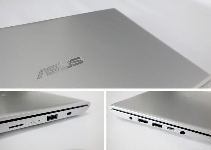 ASUS VivoBook A412 Desain