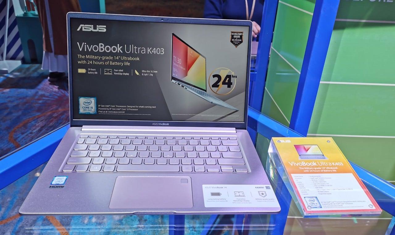 ASUS Luncurkan VivoBook Ultra K403 di Indonesia, Ultrabook dengan ...