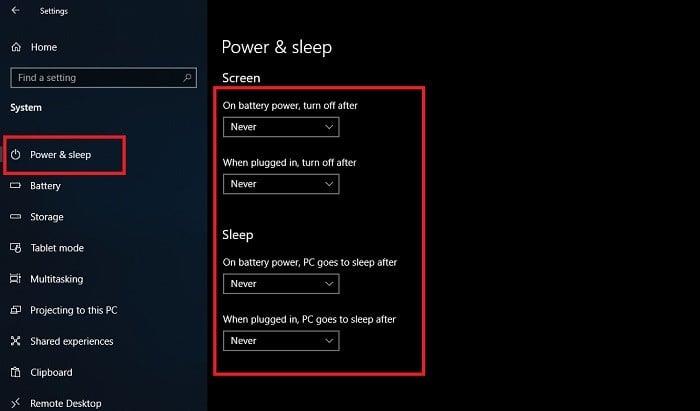 Cara Laptop Agar Tidak Sleep Otomatis - Windows 10