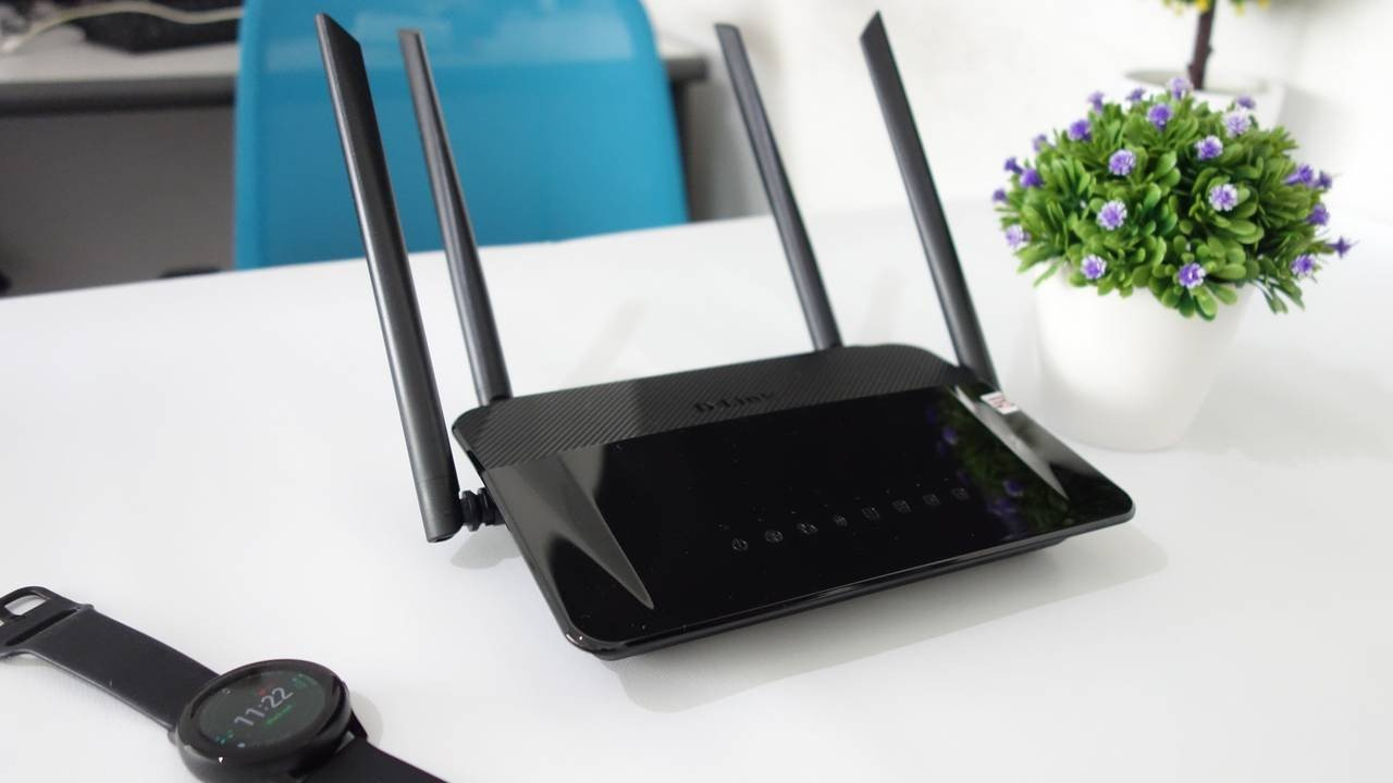 Review D-Link DIR-822