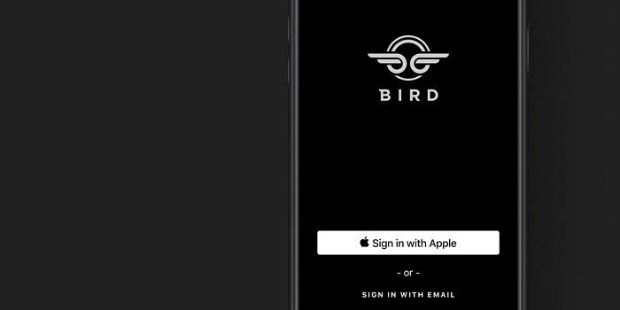 Kelebihan iOS 13 Sign in Apple
