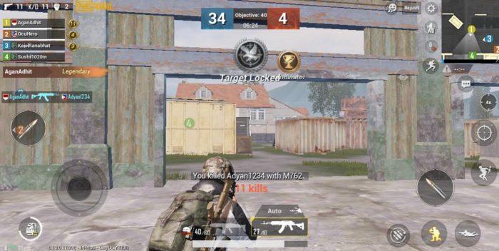 PUBG-Mobile-Deathmatch-Kill