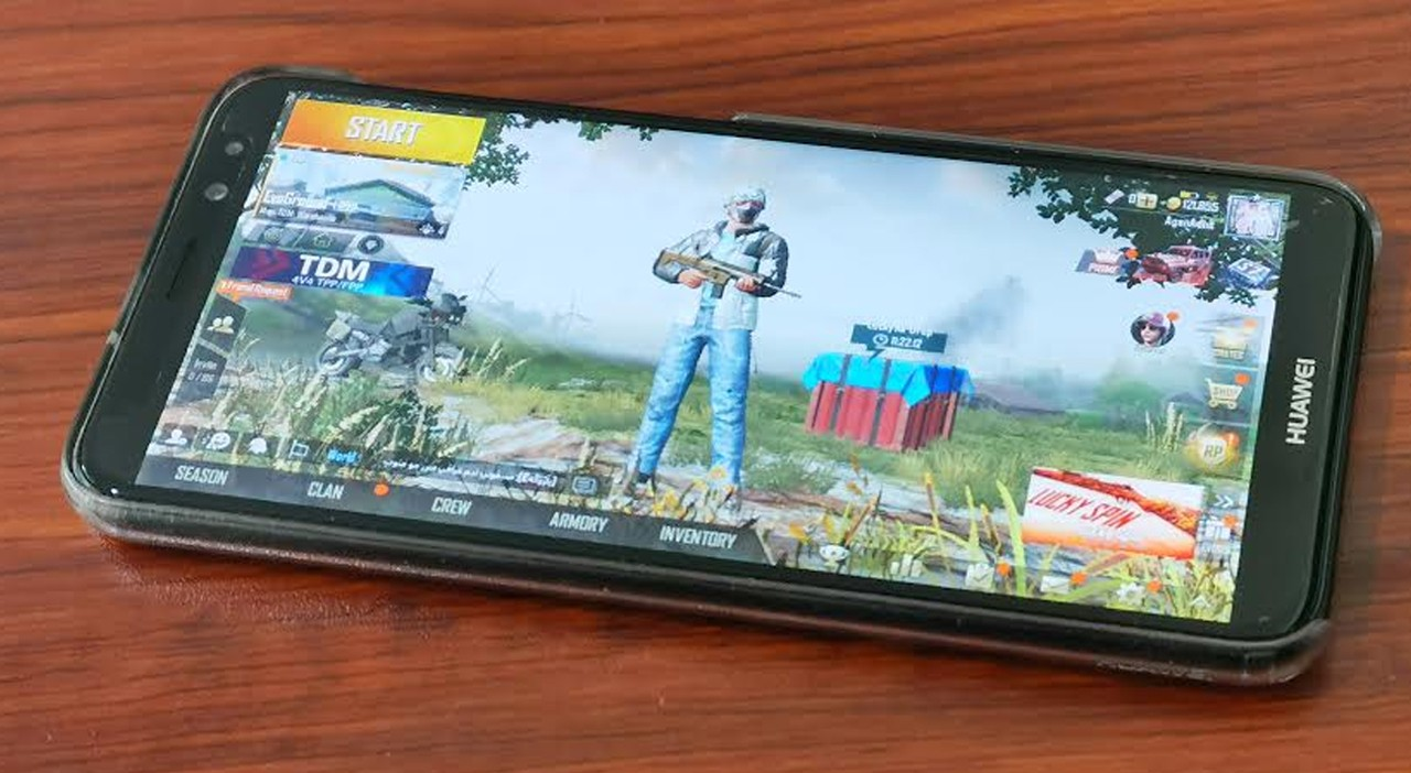 Deathmatch PUBG Mobile Header