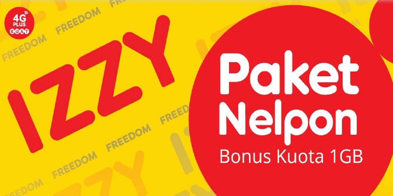 Paket Freedom Izzy Indosat IM3 Header