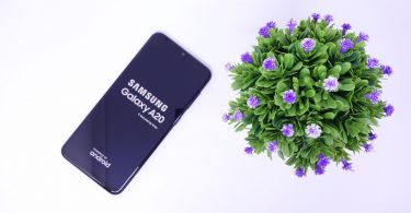 Review Samsung Galaxy A20 Header