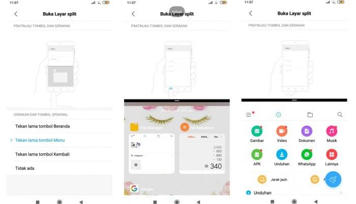 Cara Membuka Dua Aplikasi Sekaligus Di Xiaomi Gadgetren