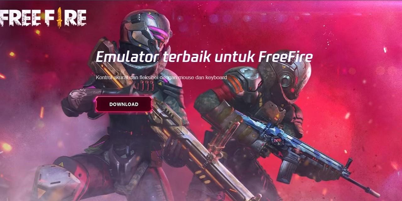 Cara Main Free fFire Pakai Tencent Gaming Buddy | Gadgetren