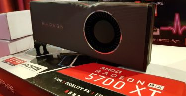 AMD Radeon RX 5700 Header