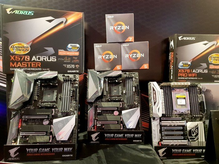 AMD Ryzen 3000 Series Launch Line Up