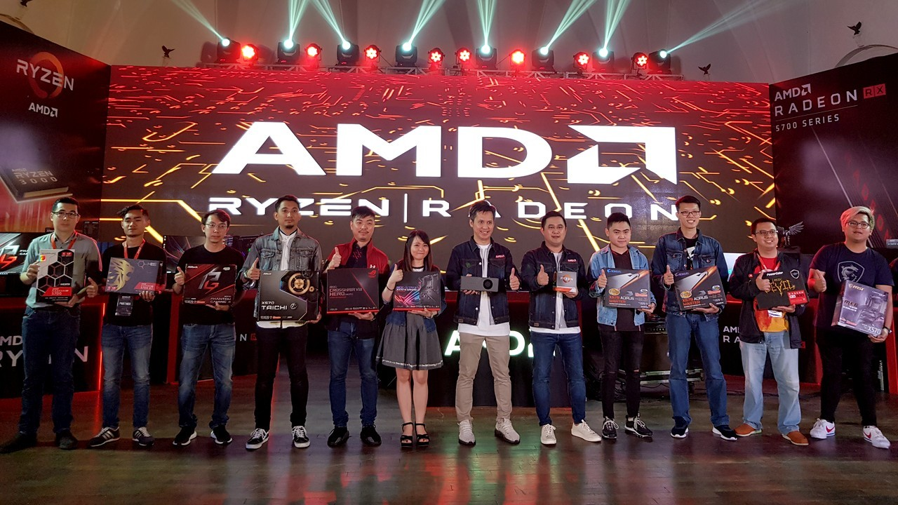 AMD Ryzen 3000 Series Launchs Header