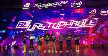 ASUS Be Unstoppable 2019 Header