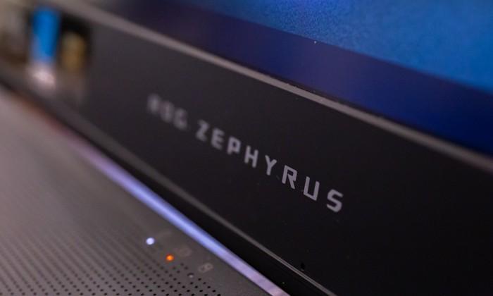 ASUS ROG Zephyrus S GX701GXR Logo