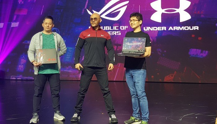 ASUS x Under Armour
