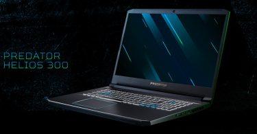 Acer Predator Helios 300 Fitur