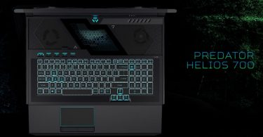 Acer Predator Helios 700 Fitur