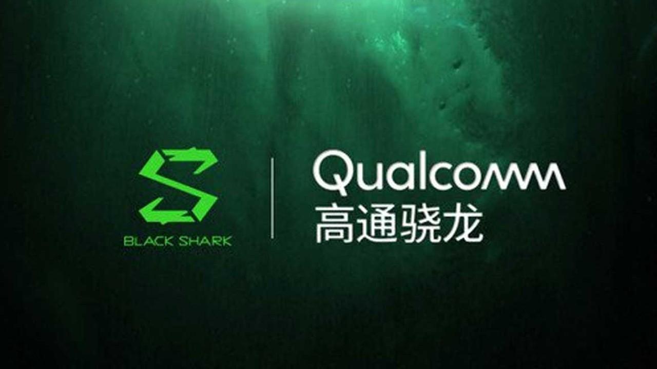 Black Shark Logo