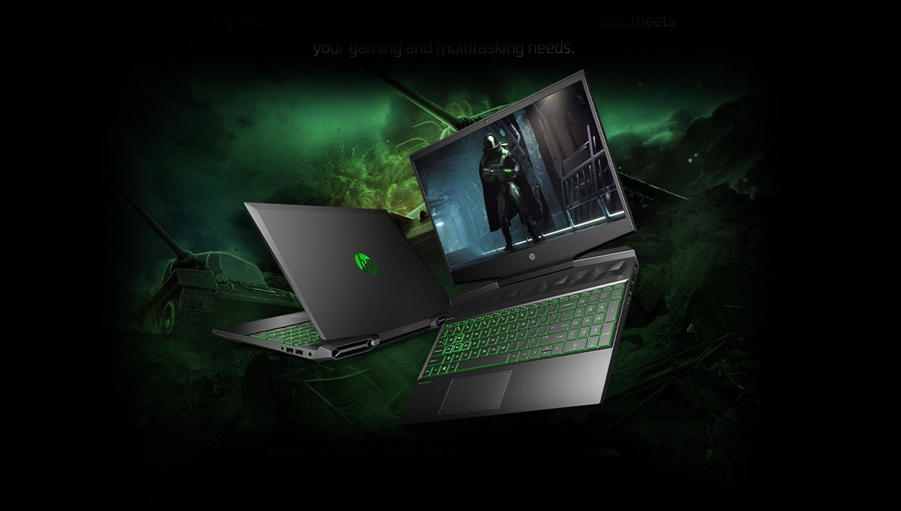 HP Pavilion Gaming 15 Feature
