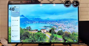 Hisense Smart TV 40 Feature