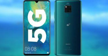 Huawei Mate 20 X 5G Featurez