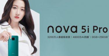 Huawei Nova 5i Pro Feature