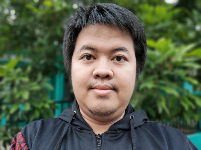 RealmeX-Selfie-Bokeh