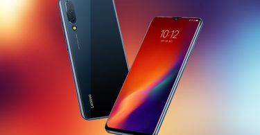 Lenovo Z6 Feature