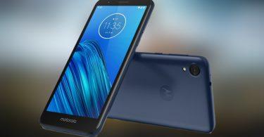 Motorola Moto E6 Feature