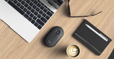 Mouse Logitech Pebble M350 Feature