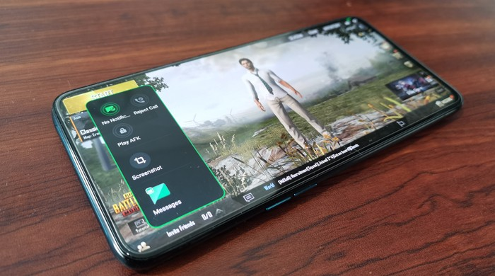 OPPO Reno 10x Zoom Game Assistant