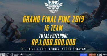 PINC 2019 Grand Final