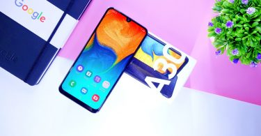 Review Samsung Galaxy A30 Header