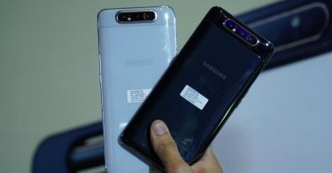 Samsung Galaxy A80 Back