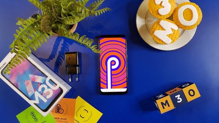 Samsung Galaxy M30 Pie