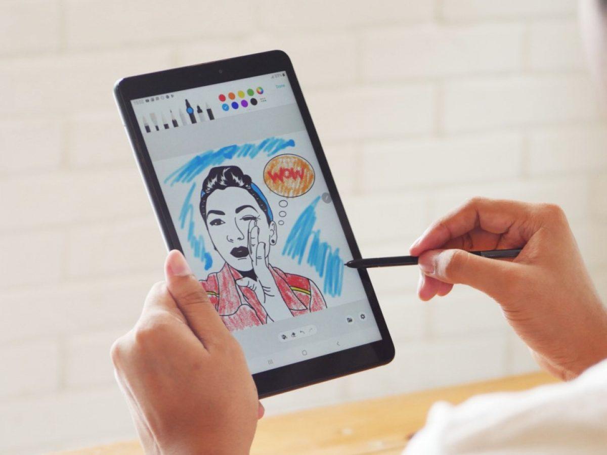 Samsung Galaxy Tab A With S Pen 2019 Tablet Dengan Beragam Fitur Produktivitas Gadgetren