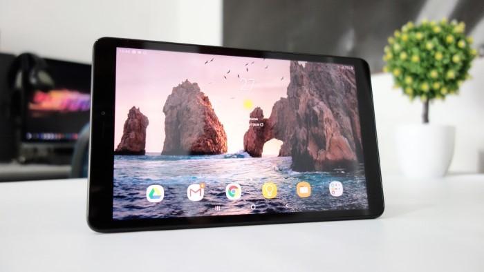 Samsung Galaxy Tab A with S Pen - Display