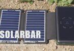 SolarBar Wireless