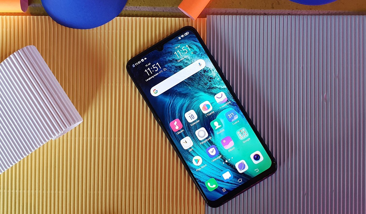 Vivo S1 Feature Display