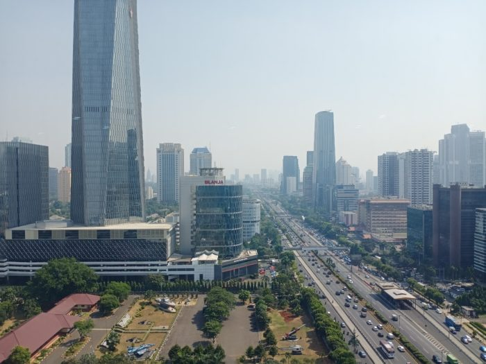 Vivo S1 Kamera Belakang Kota Normal