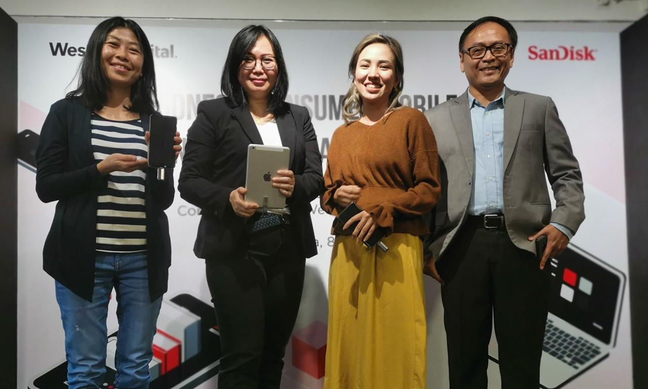 WD Indonesia Consumer Habit