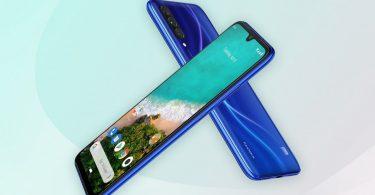 Xiaomi Mi A3 Biru