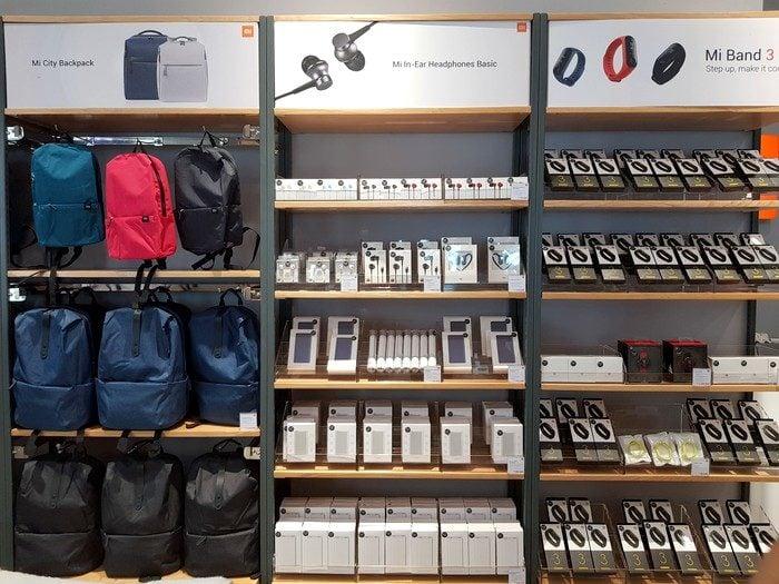 Xiaomi Produk Display