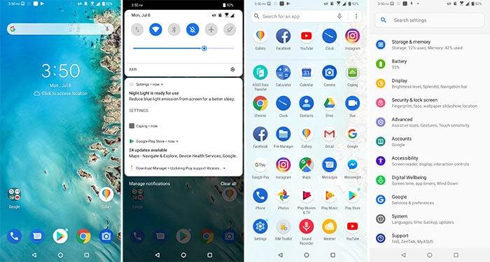 Zenfone 6 - Zen UI