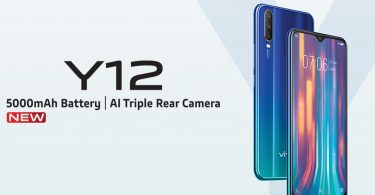 vivo Y12 Feature