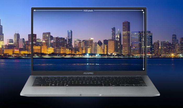 ASUS ExpertBook B9940 Display