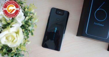ASUS ZenFone 6 - Gadgetren Editors Choice