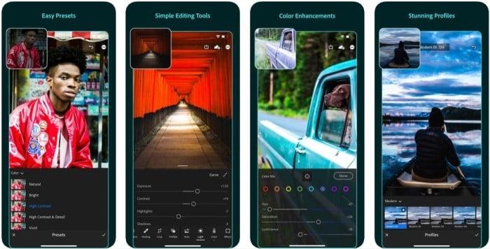 Aplikasi Edit Foto Kekinian Ala Selebgram - Lightroom