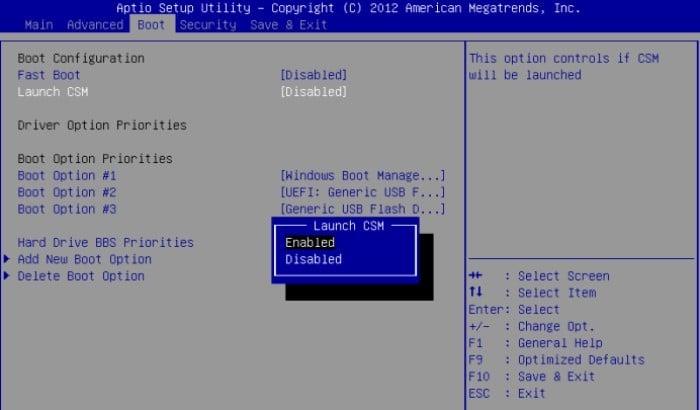 Cara Instal Ulang Laptop ASUS Windows 10 - Setting BIOS